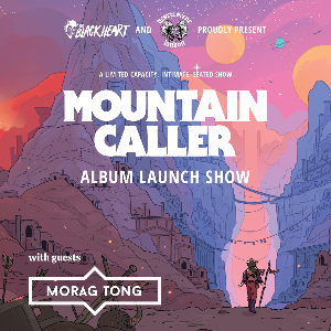 Mountain Caller - Ltd Cap Album Launch Show