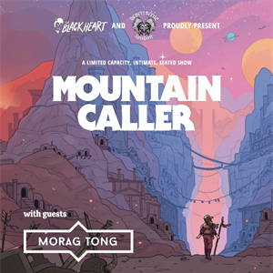 Mountain Caller - Ltd Cap Album Launch Show