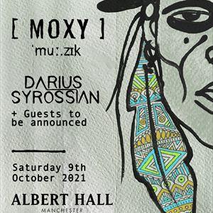Moxy Muzik: Darius Syrossian