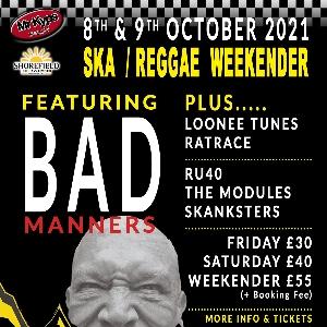 Mr Kyps Ska MOD Reggae Festival - Saturday Ticket