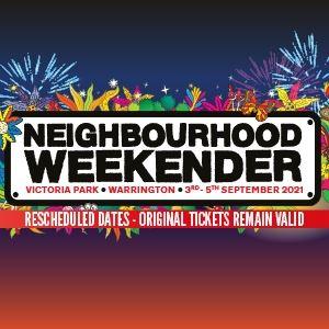 Neighbourhood Weekender - 2-Day Weekend (Sat/Sun)
