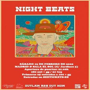 Night Beats En Madrid