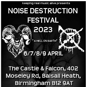 Noise Destruction Festival 2023