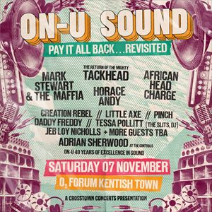 On-U Sound- Pay It All Back Revisited