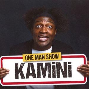 One Man Show de KAMINI à Jonzac (17)