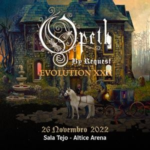 """Opeth By Request """"Evolution Xxx"""""""