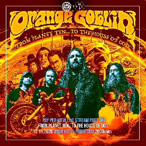 Orange Goblin - 25th Anniversary