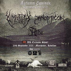 "Panopticon & Winterfylleth - ""AUTUMN EQUINOX"" Tour"