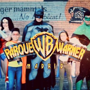 Parque Warner Bros Madrid