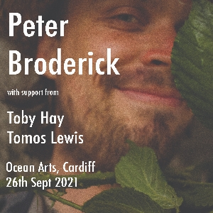 Peter Broderick @ Ocean Arts