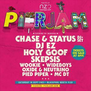 PierJam 2021 Opening Party