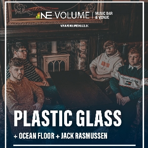 Plastic Glass + Ocean Floor + Jack Rasmussen