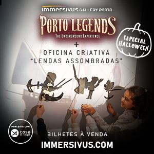 Porto Legends + Workshop Lendas Assombradas