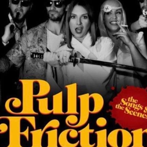 Pulp Friction live.