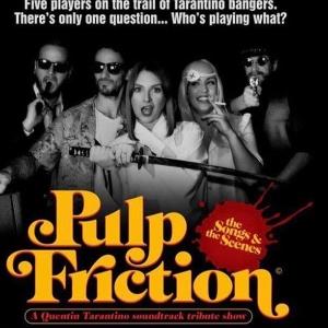 Pulp Friction - Tarantino soundtrack tribute.