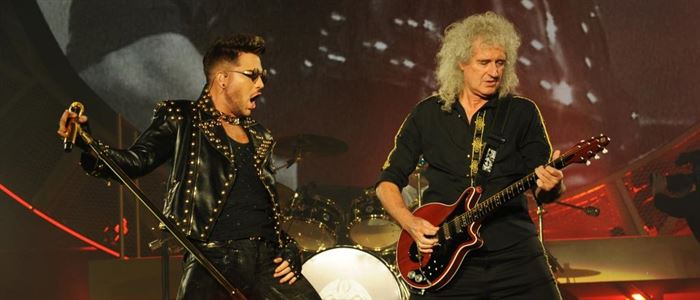 Queen & Adam Lambert NYE