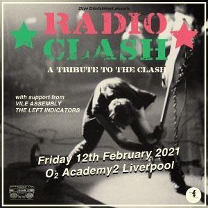 Radio Clash: A tribute to The Clash