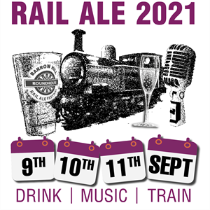 Rail Ale 2021
