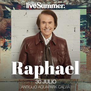 Raphael - Mallorca Live Summer