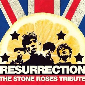 Resurrection Stone Roses tribute @ Happy Mondaze