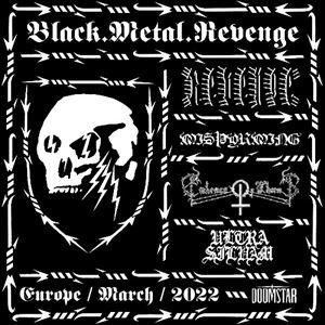 BLACK.METAL.REVENGE - EUROPEAN TOUR