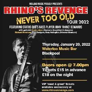 Rhinos Revenge