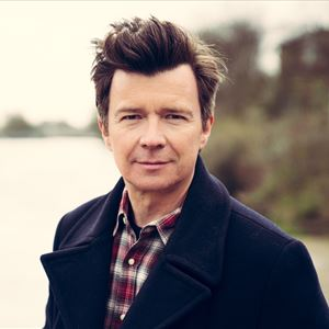 Rick Astley - Live After Racing