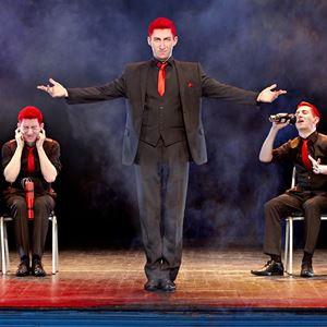 Robert Temple: The Hypnotist - RED RAW!