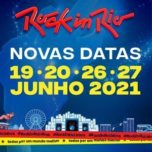 Rock in Rio Lisboa 2021 (GBP)