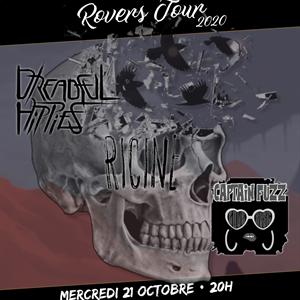 Rovers tour 2020 - 21 Octobre 2020 - Paris, FR