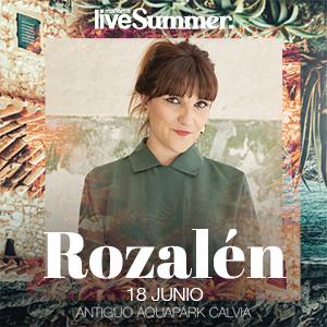 Rozalén - Mallorca Live Summer