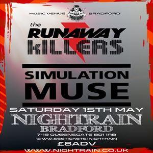 RUNAWAY KILLERS - SIMULATION MUSE