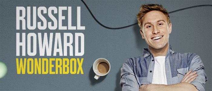 Russell Howard - New dates added