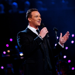 Russell Watson 20th Anniversary Of The Voice