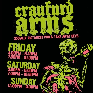Saturday 3 - 6pm slot