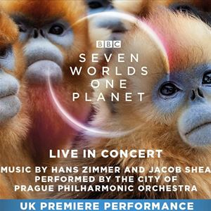 Seven Worlds One Planet - Live In Concert