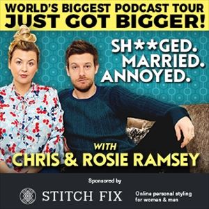 Shagged.Married.Annoyed. Chris & Rosie Ramsey