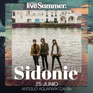 Sidonie - Mallorca Live Summer