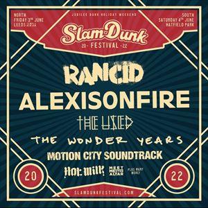 Slam Dunk Festival 2022 Weekend Tickets