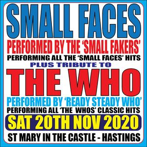 small fakers Vs ready steady who