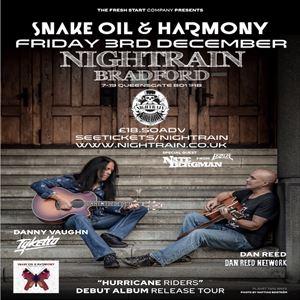 Snake Oil & Harmony