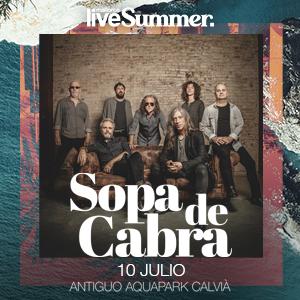 Sopa de Cabra - Mallorca Live Summer