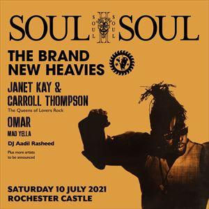 Soul II Soul + The Brand New Heavies