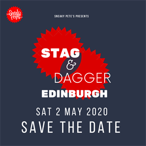 Stag And Dagger Edinburgh 2020