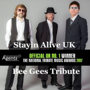 Stayin Alive a tribute to the Bee Gees