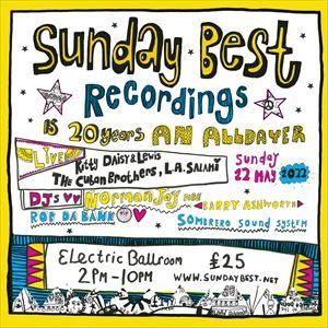 Sunday Best Recordings - 20th Anniversary