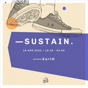 Sustain.: 10 Years Of Woodburner