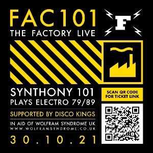 Synthony 101 + Disco Kings