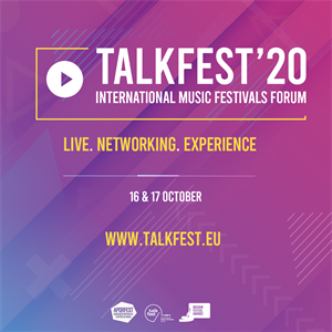 Talkfest - International Music Festivals Forum
