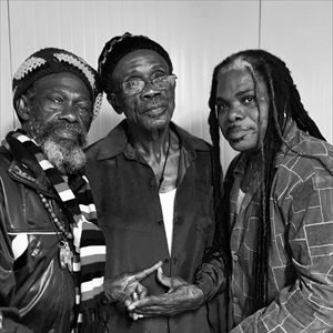 The Abyssinians plus support